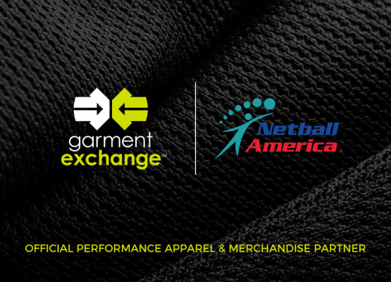 The Garment Exchange Partners with Netball America to 2023